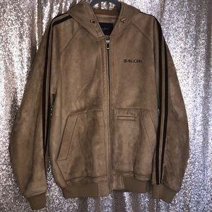Sean John Vintage Tan Jacket